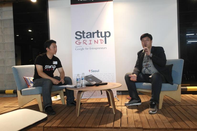 Jung-Hee Ryu @ Startup GrindSeoul