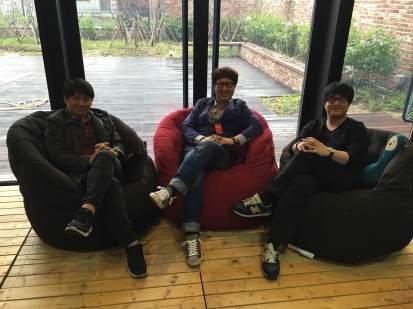 Studio XID members
